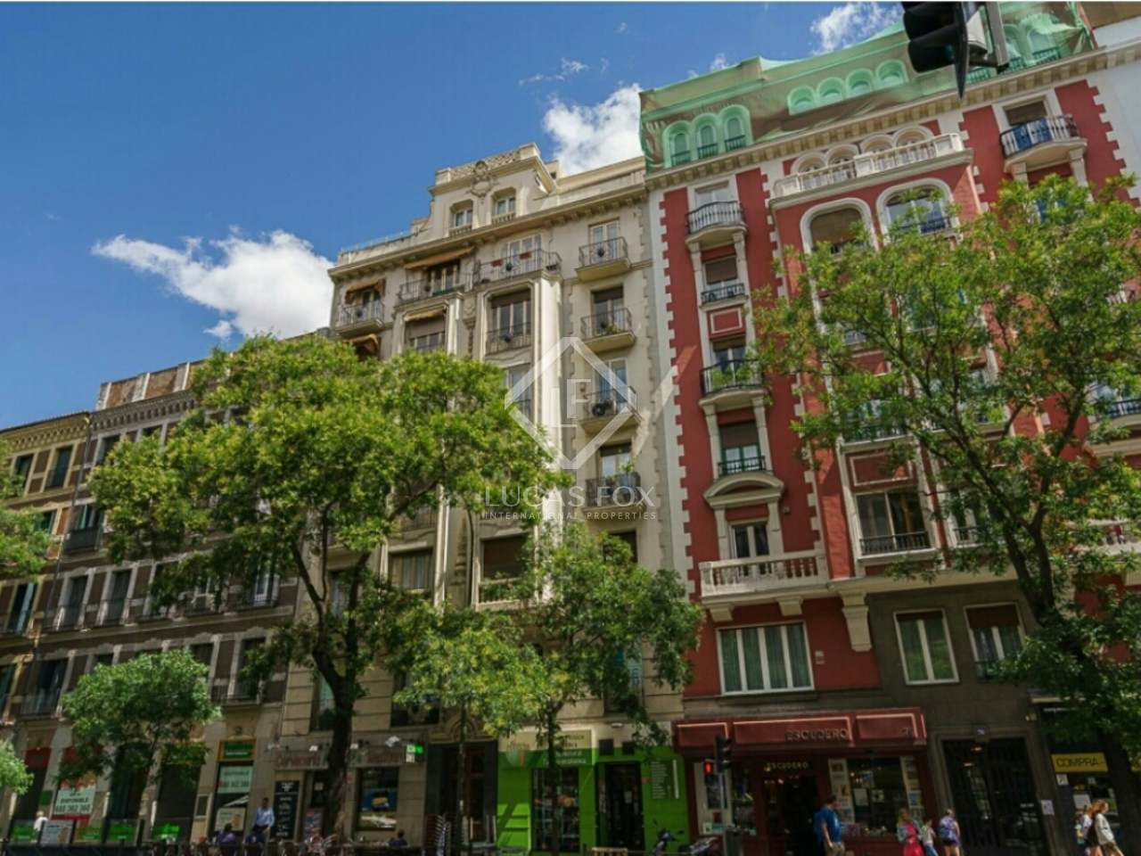 Appartement de 173m a vendre recoletos madrid - Appartement de ville anton bazaliiskii ...