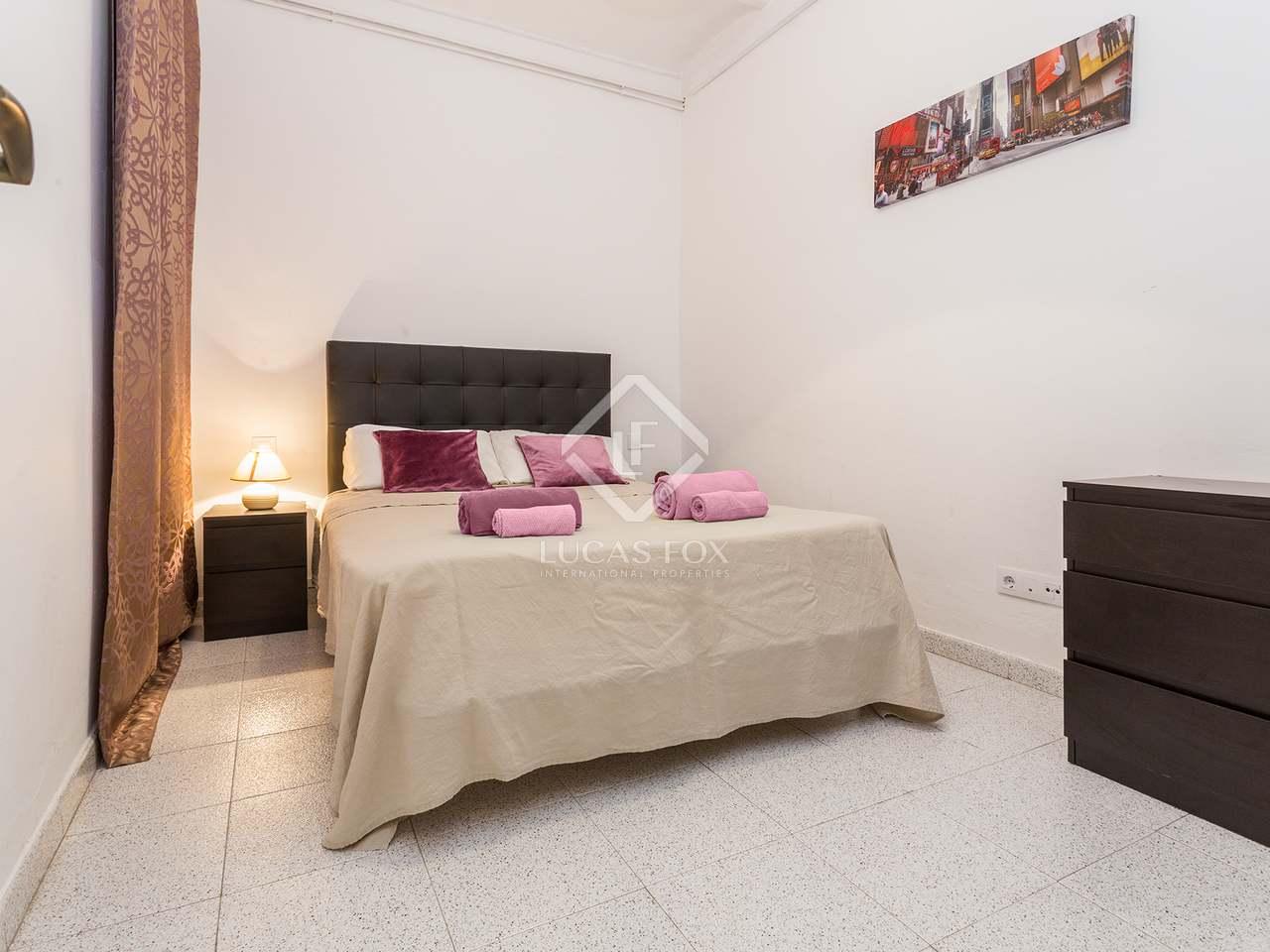 Appartement de 55m a vendre poblenou barcelone for Chambre fabulous w barcelone