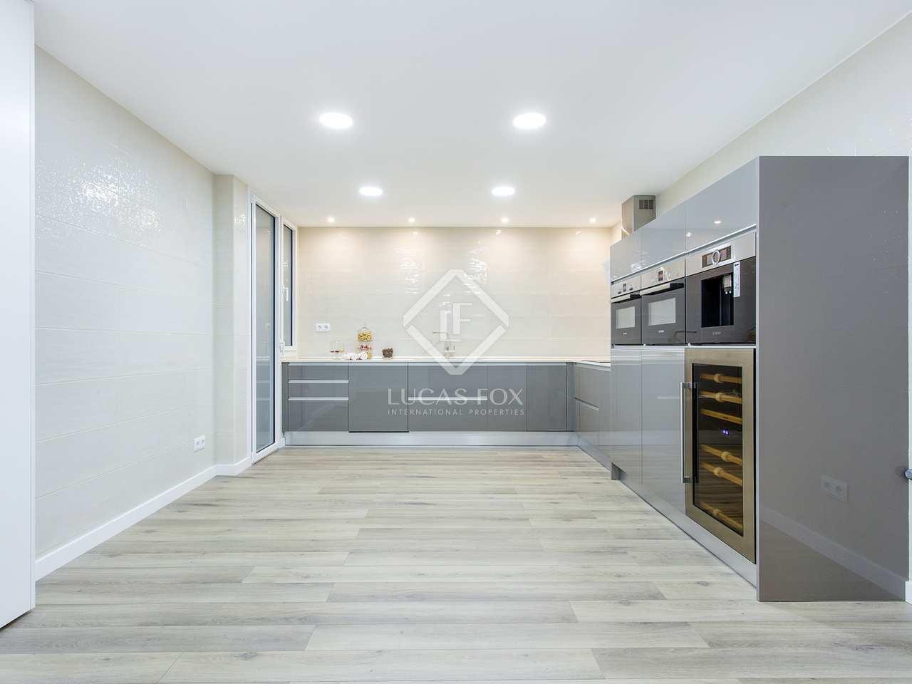 Apartamento de 130m en venta en sant gervasi barcelona - Zona alta barcelona ...