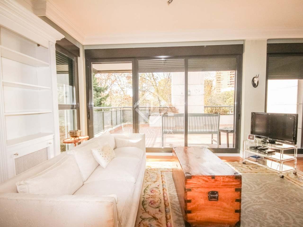 Casa de 300 m en alquiler en arturo soria madrid - Apartamentos arturo soria ...