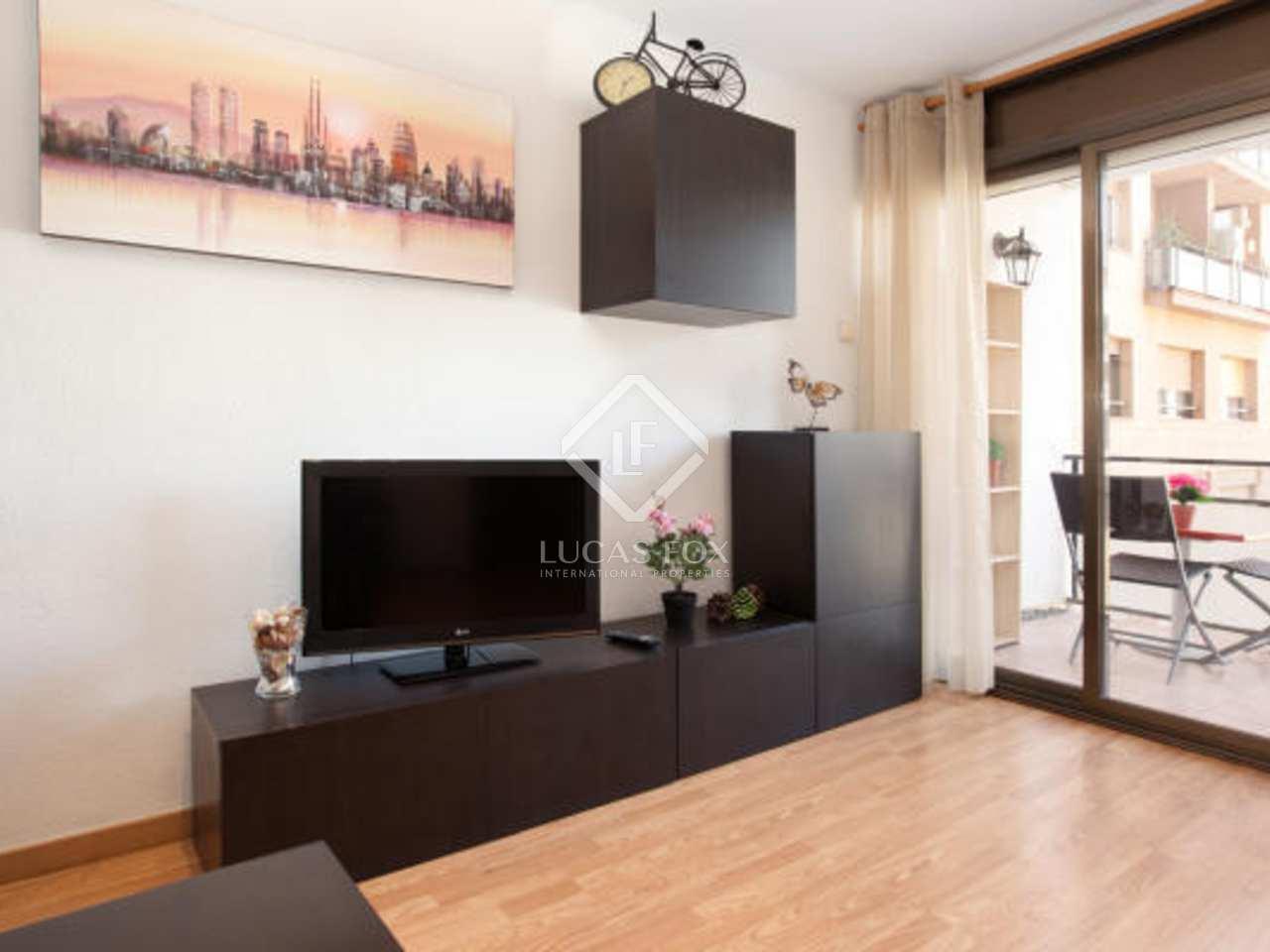 2 apartamentos con licencia tur stica en venta en barcelona for Licencia apartamento turistico madrid