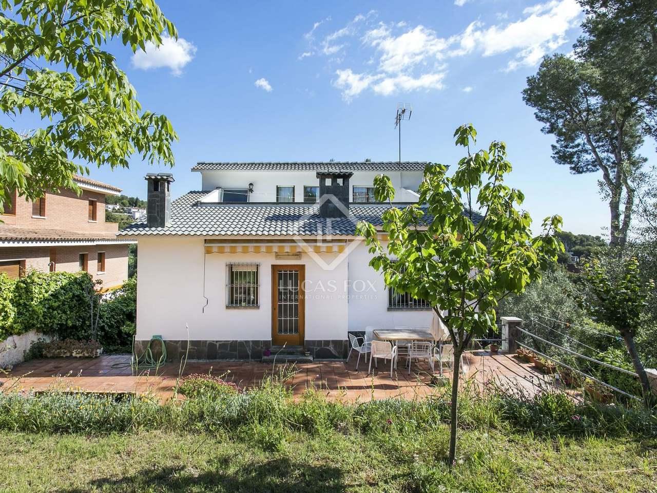 255m haus villa zum verkauf in castelldefels barcelona for Verkauf haus