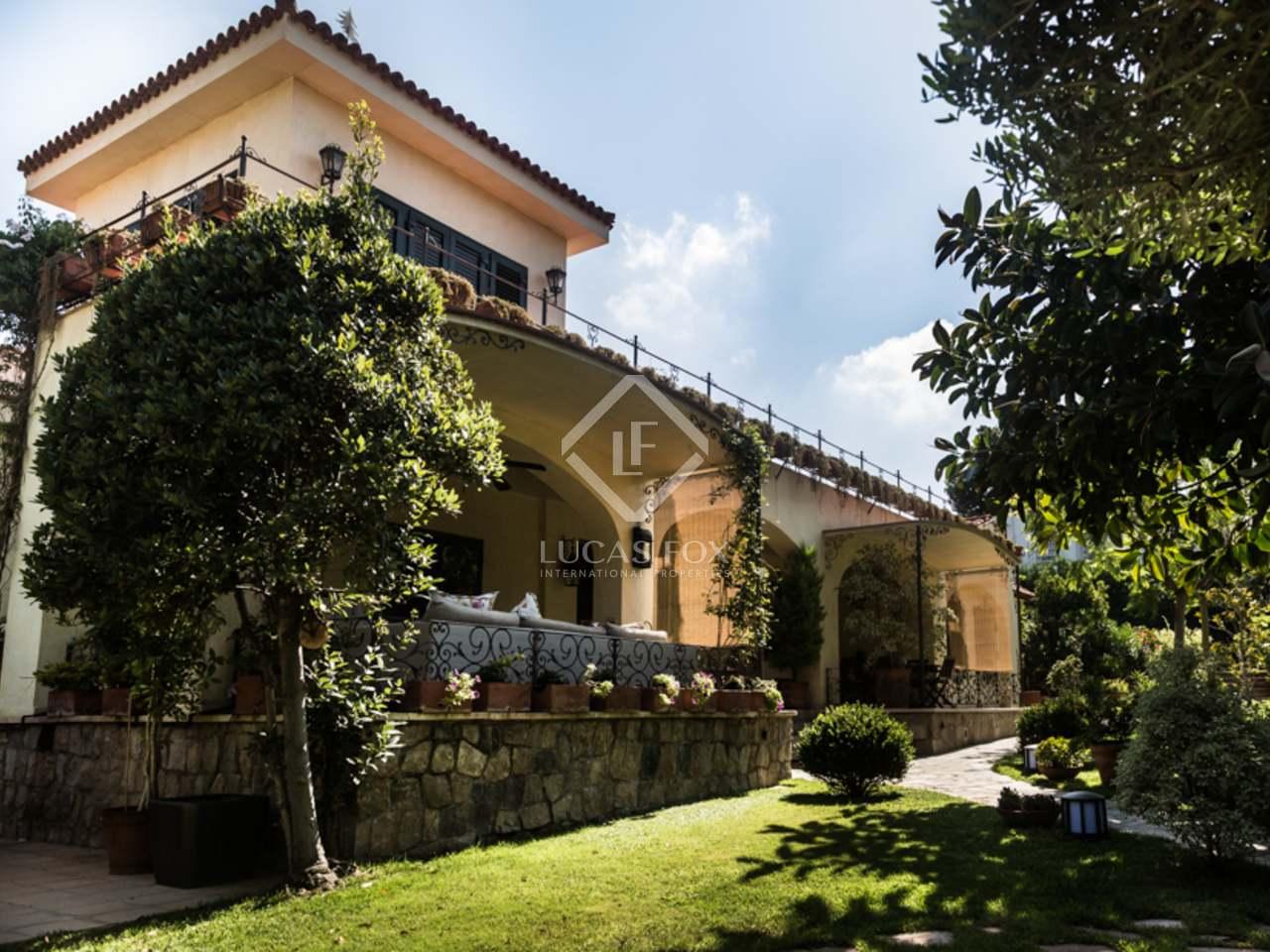 Godella villa for sale near valencia city spain for Villas valencia