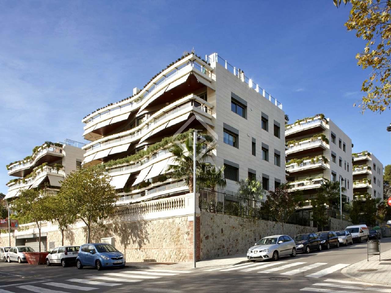 Brand new dwellings for sale in barcelona 39 s zona alta - Zona alta barcelona ...