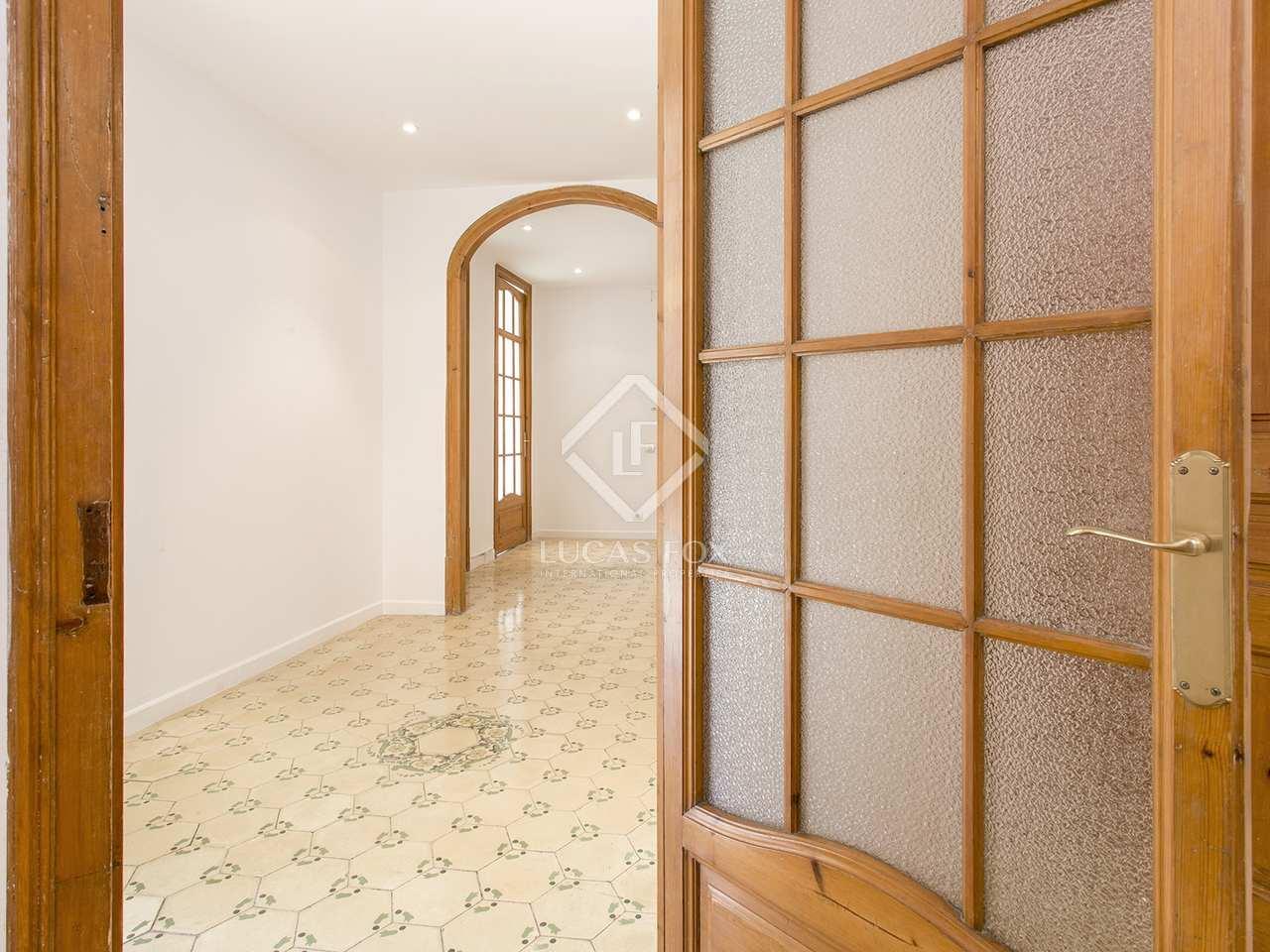 Apartamento de 148 m en alquiler en el eixample izquierdo - Fincas balmes ...