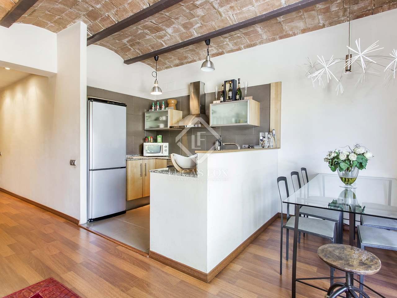 Apartamento de 60 m en venta en eixample derecho barcelona - Apartamento tipo loft ...