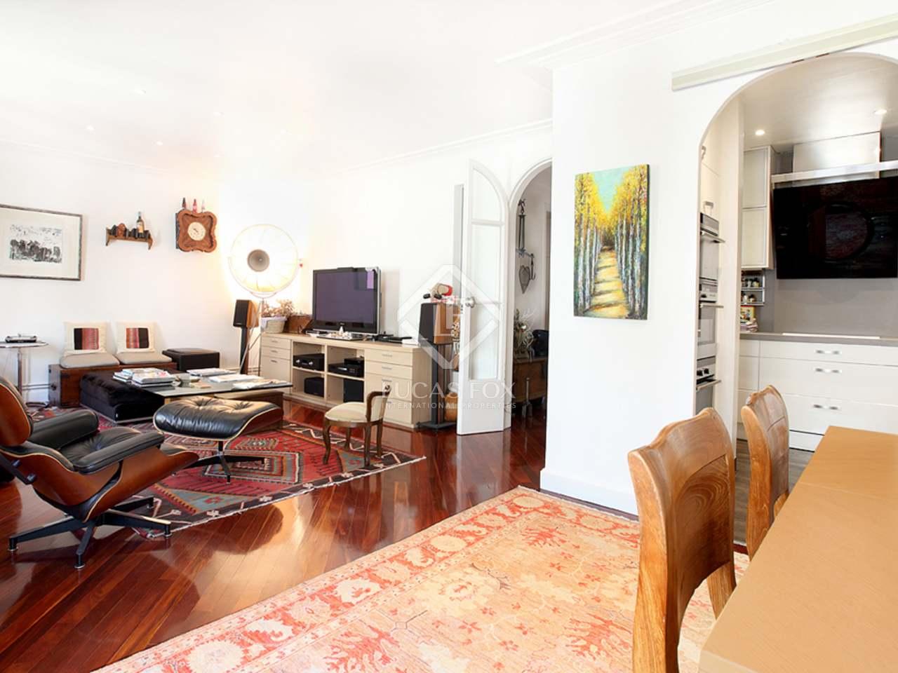Appartement vendre dans le quartier de galvany barcelone - Acheter appartement a barcelone ...