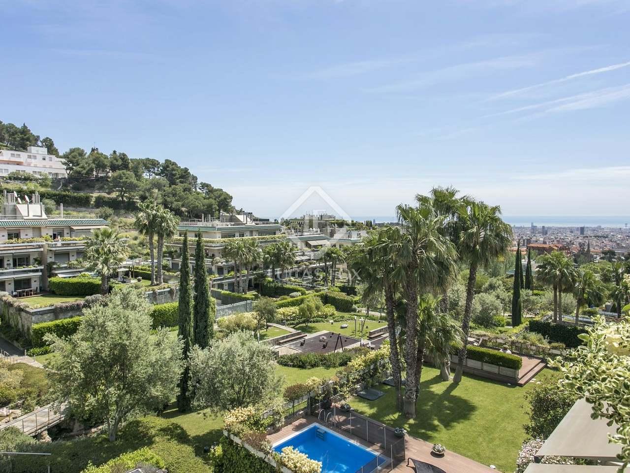 Appartement de 217m a louer sant gervasi la bonanova for Piscine w barcelone