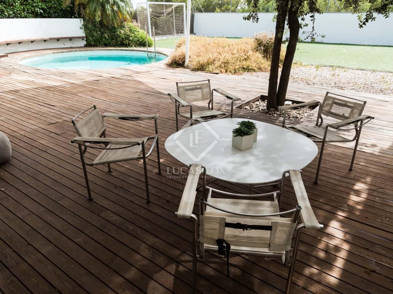 Maison villa de 298m a vendre puzol avec 250m de jardin for Jardin anglais caracteristiques