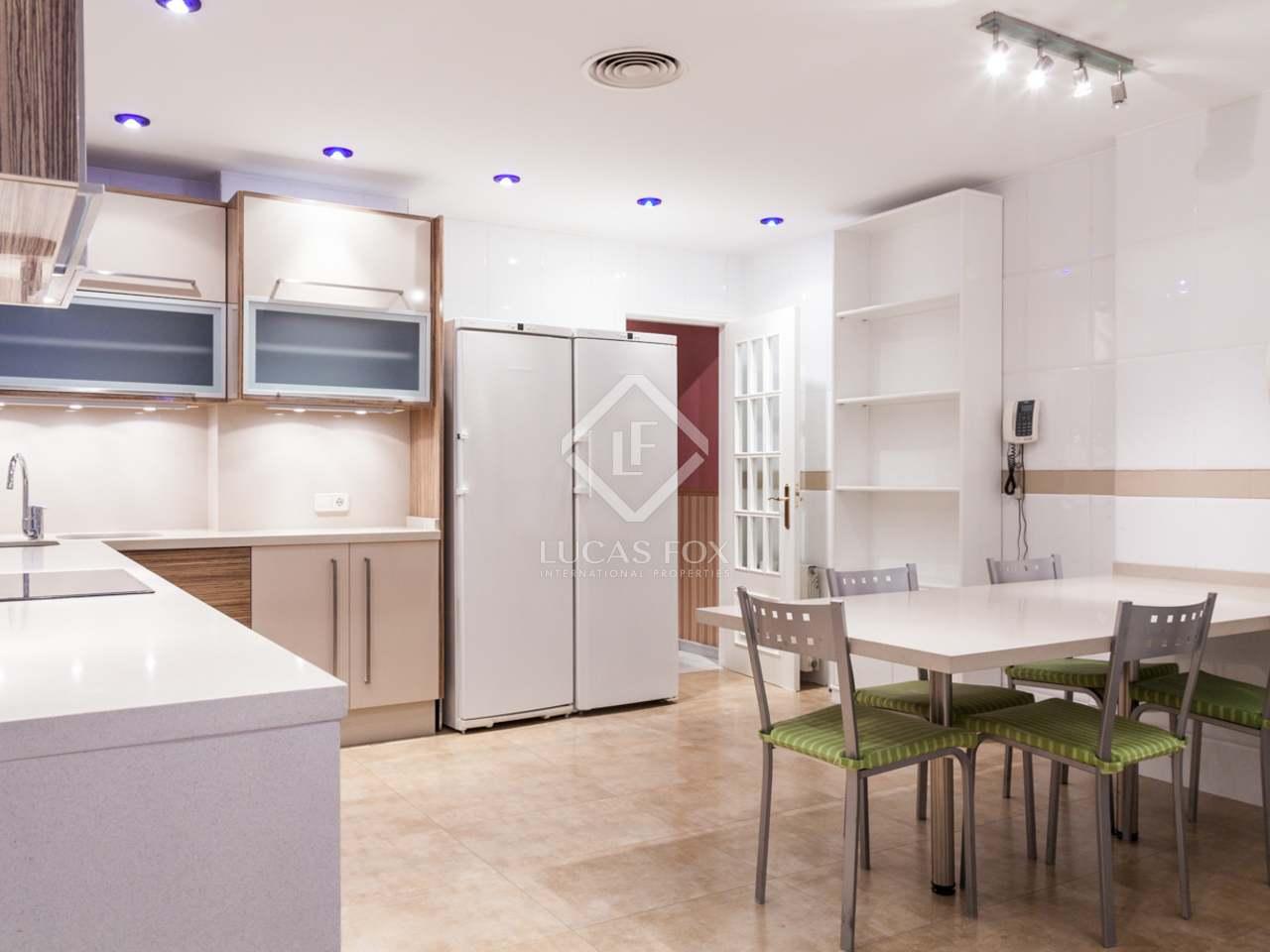 263m wohnung mit 25m terrasse zum verkauf in sant francesc. Black Bedroom Furniture Sets. Home Design Ideas