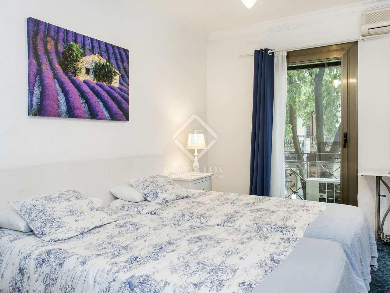 Appartement de 185m a vendre eixample droite barcelone for Appartement avec piscine barcelone