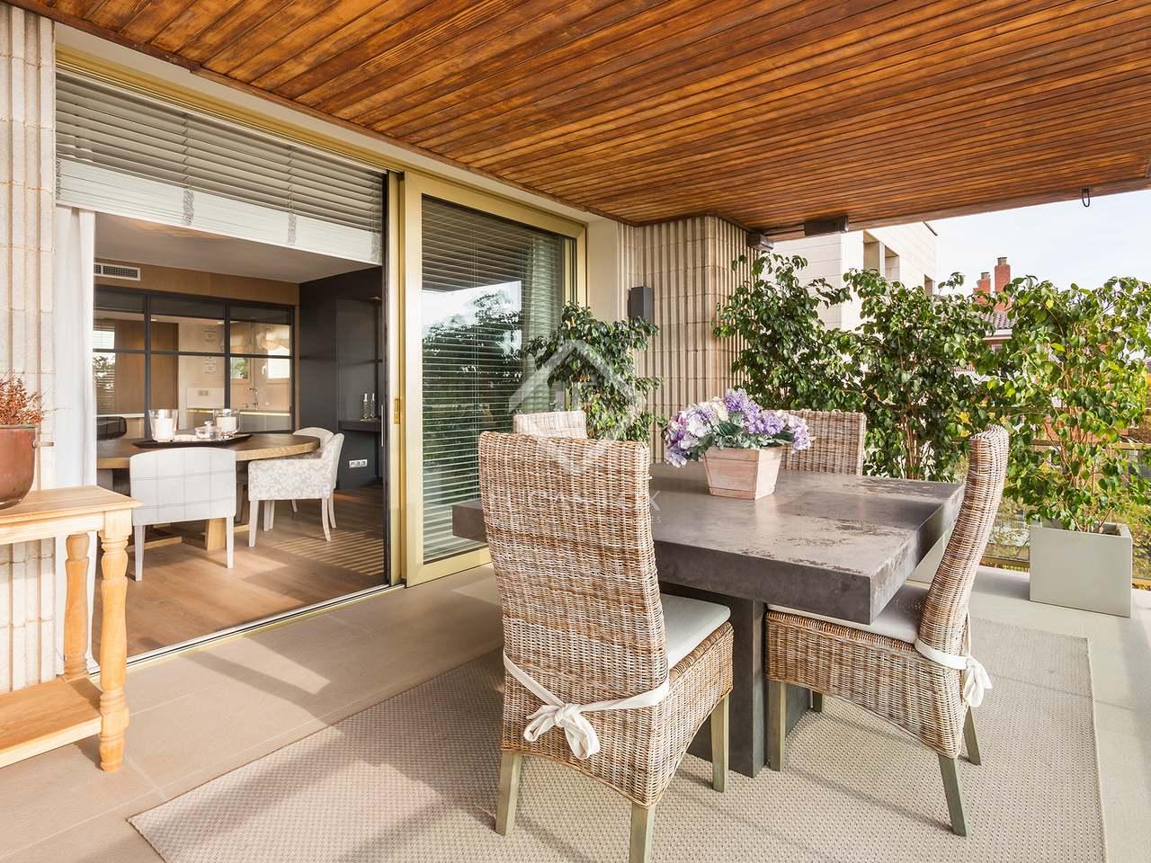 Tico d plex con 140m de terraza en venta en tres torres for Terrazas 1280 a