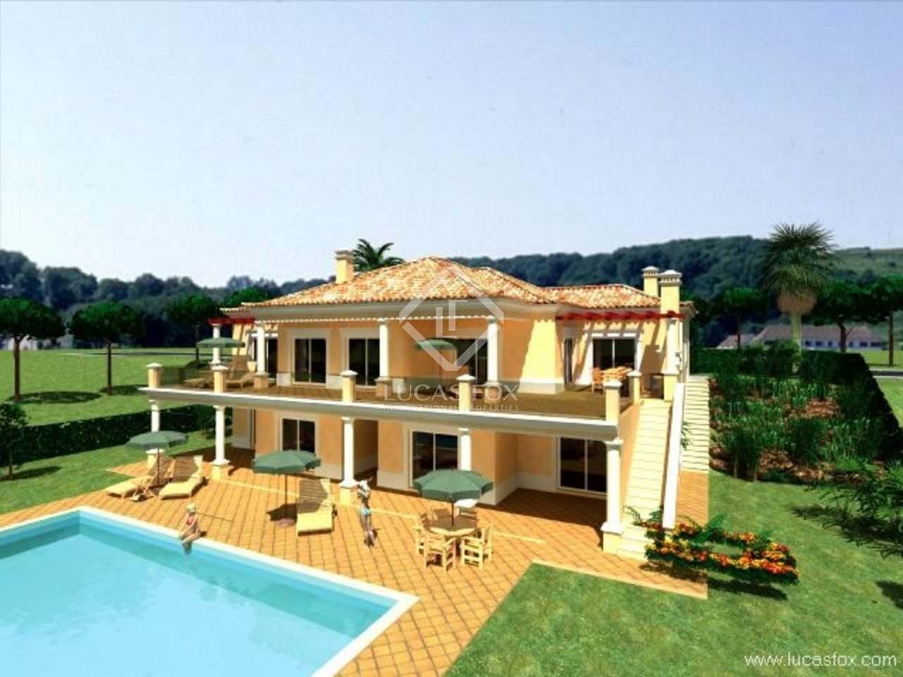 495m haus villa zum verkauf in sintra und silber k ste. Black Bedroom Furniture Sets. Home Design Ideas