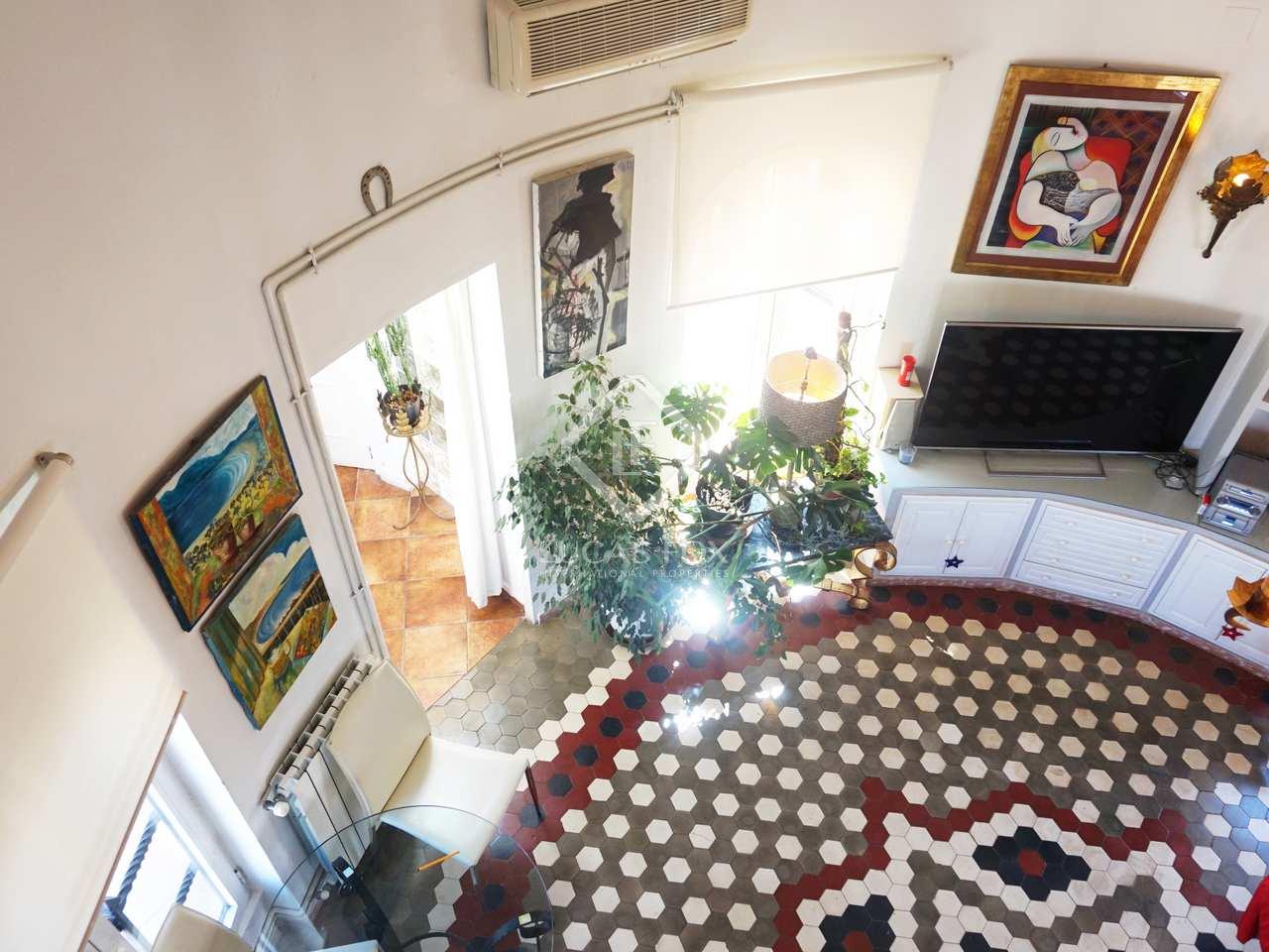 Tico de 73m con terraza de 60m en alquiler en sant francesc for Terrazas 1280 a