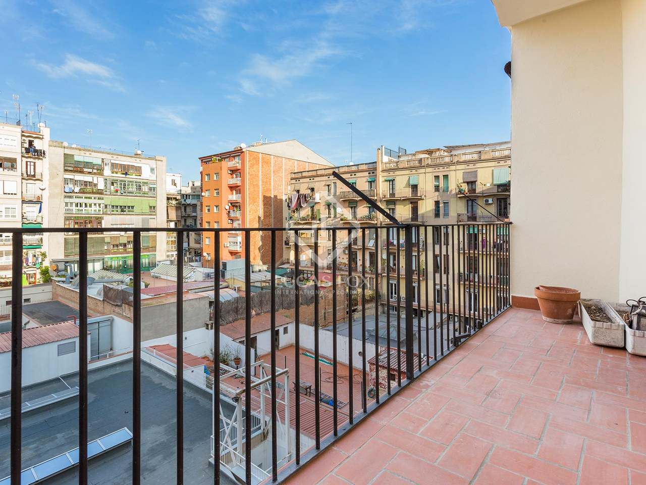 Appartement de 115m a vendre eixample gauche barcelone for Appartement barcelone piscine