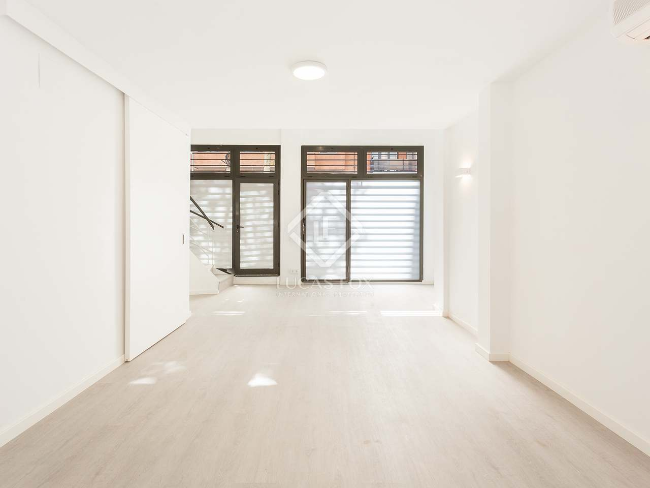 apartamento de 77 m en venta en les corts barcelona. Black Bedroom Furniture Sets. Home Design Ideas