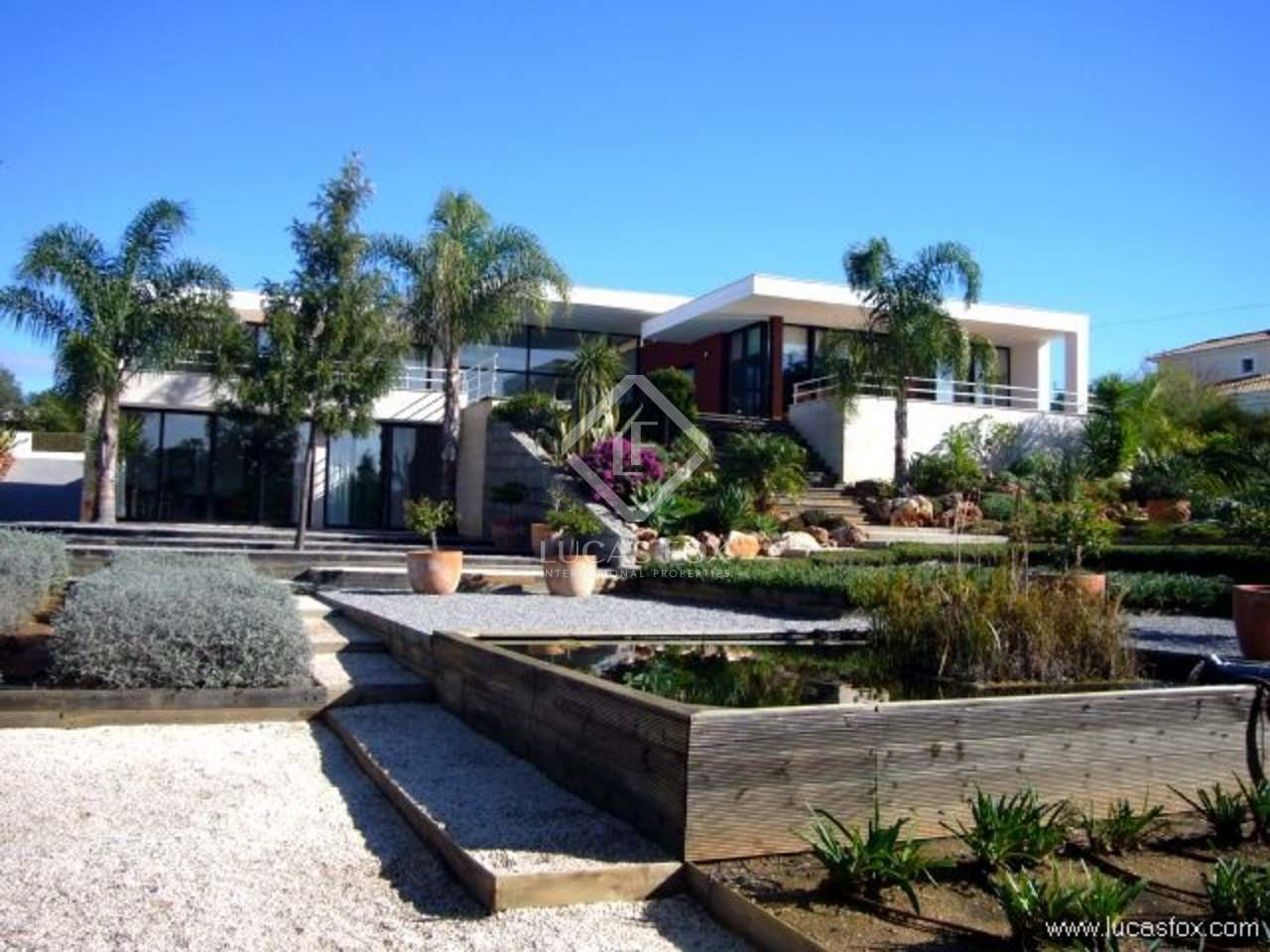 450m haus villa zum verkauf in algarve portugal. Black Bedroom Furniture Sets. Home Design Ideas