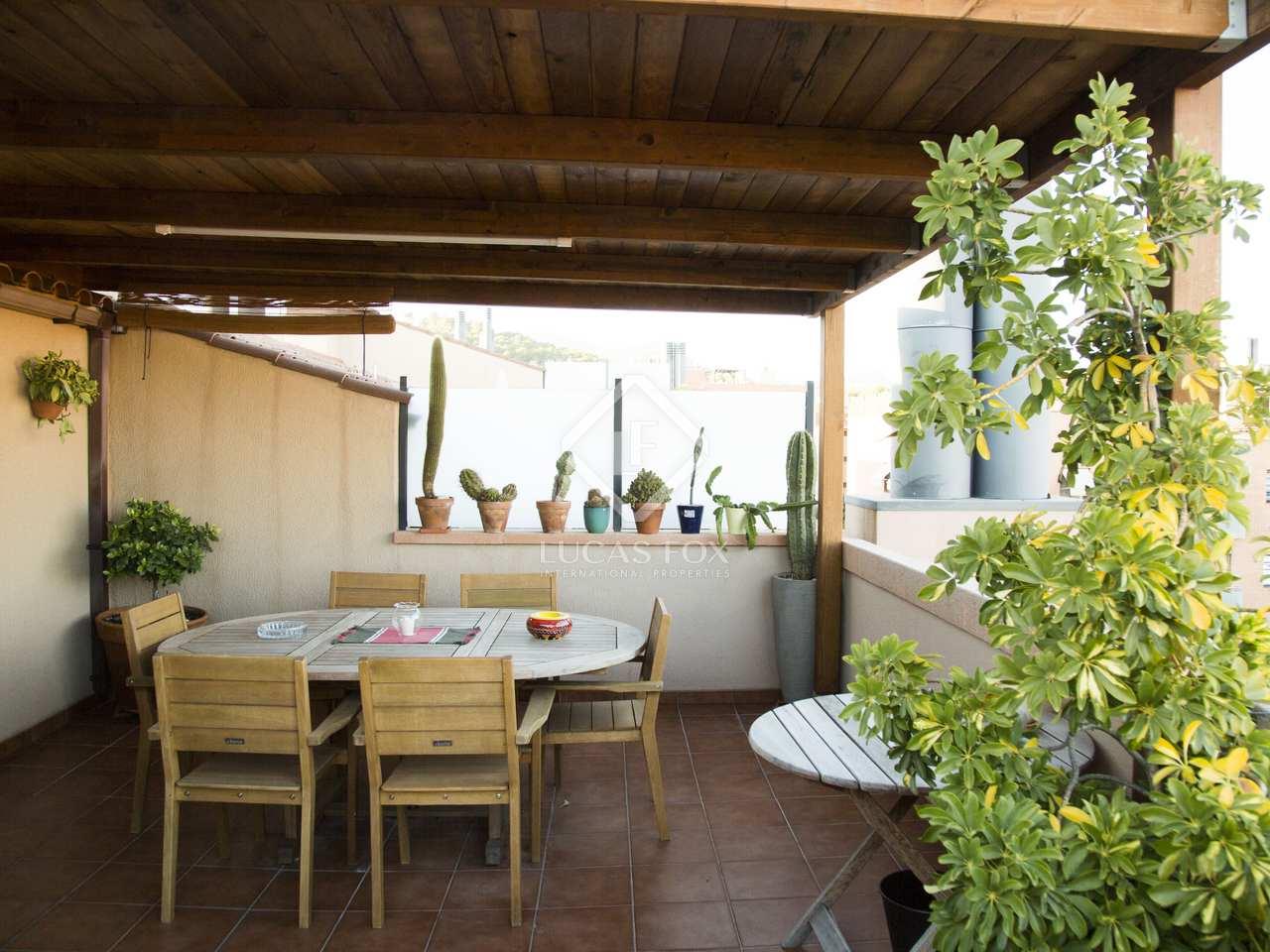 Piso de 156 m con terraza en venta en castelldefels - Venta de pisos en castelldefels ...