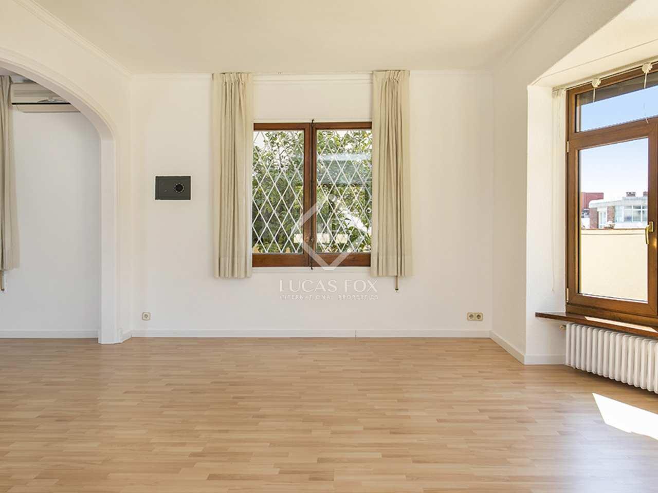 Casa de 336 m² con terraza en alquiler en Sant Gervasi