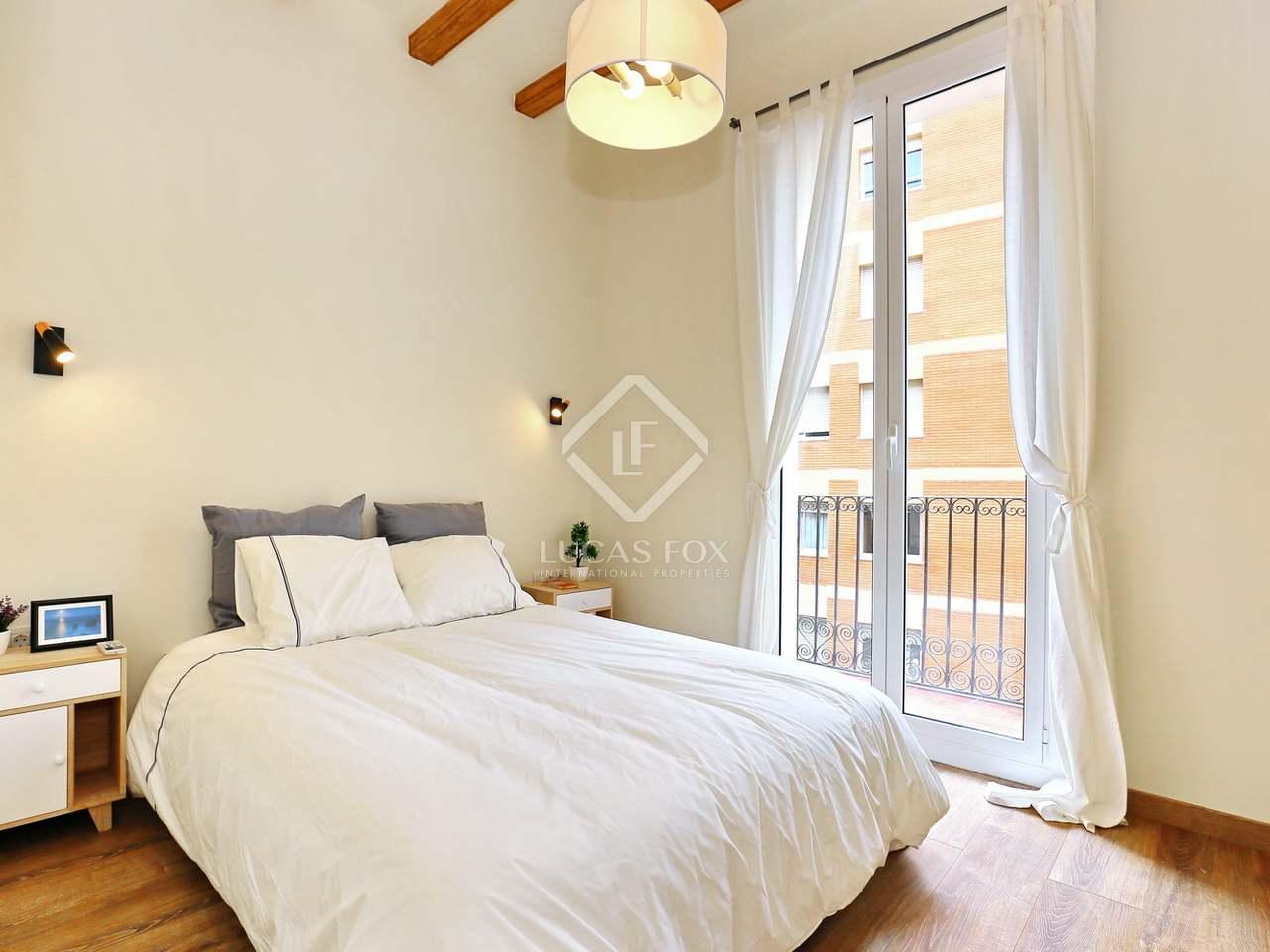 Appartement de 65m a vendre poble sec barcelone for Chambre fabulous w barcelone