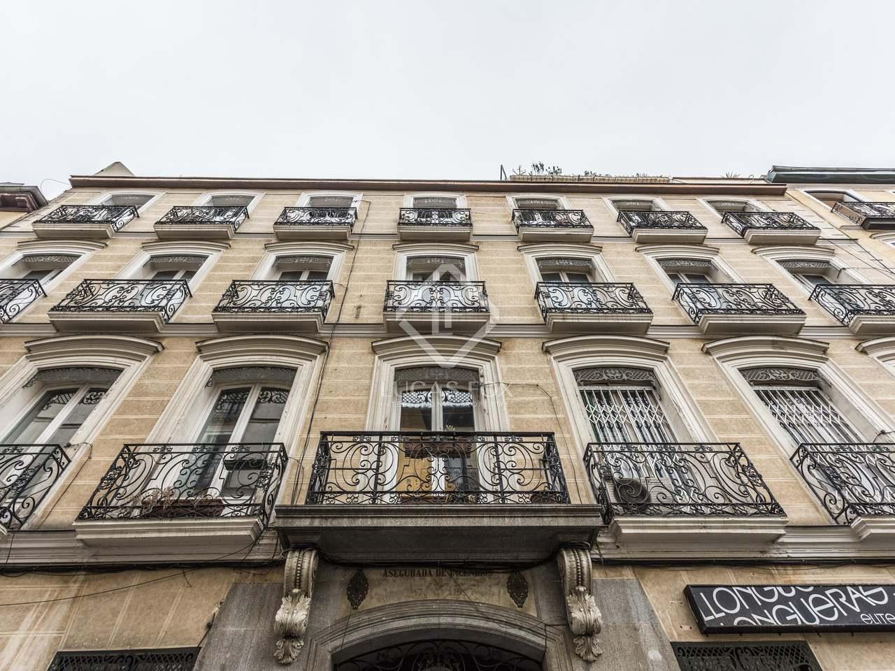 Piso de 130 m en venta en justicia madrid - Pisos con encanto madrid ...