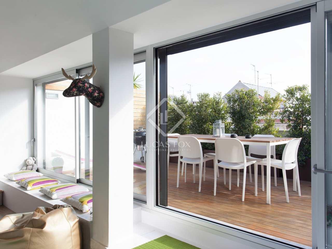 Apartment for sale in sant gervasi barcelona - Zona alta barcelona ...