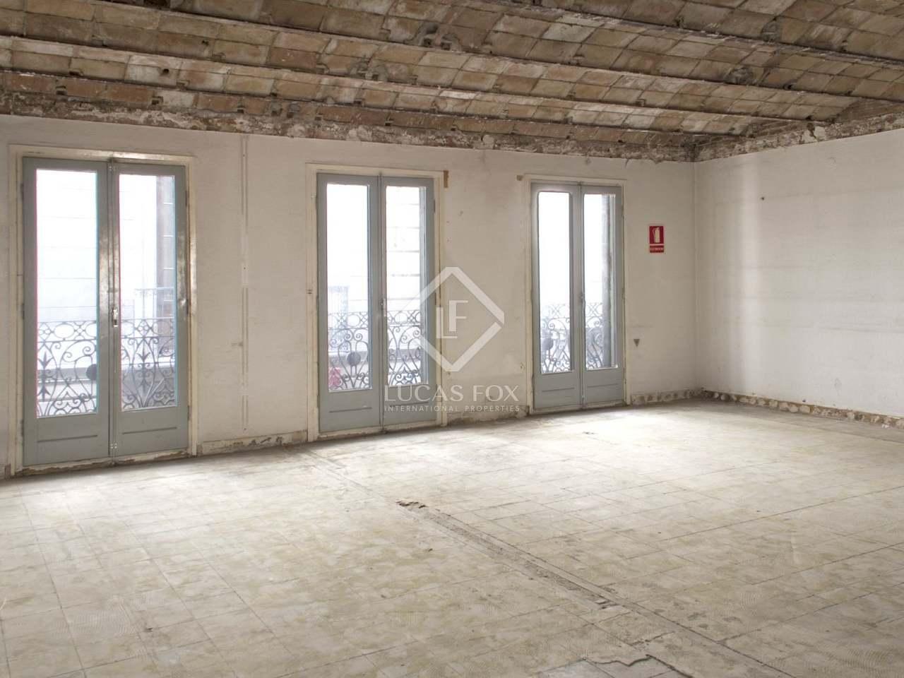 Appartement loft r nover dans le centre historique de valence - Appartement vente barcelone ...