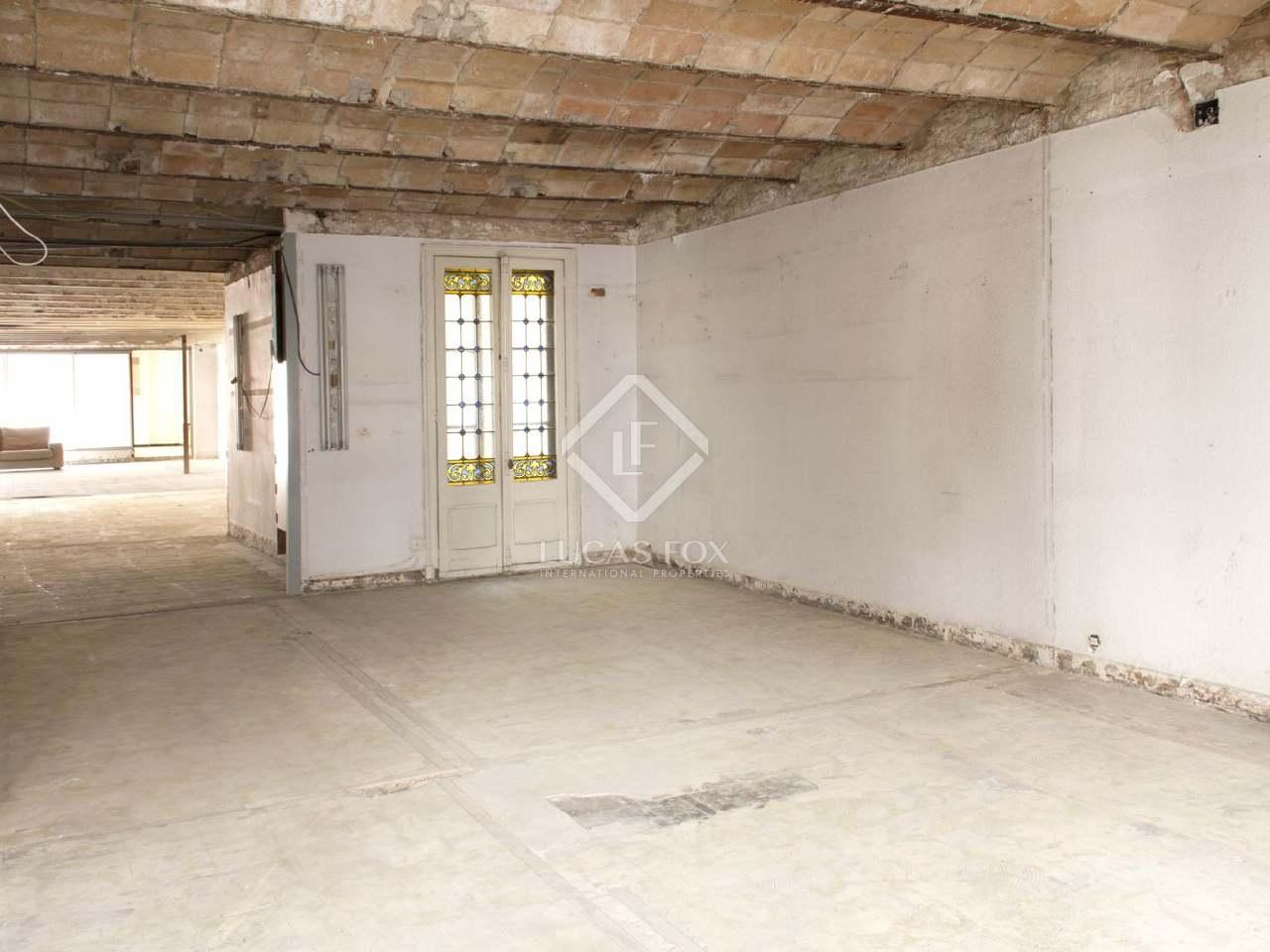 Apartamento tipo loft a renovar en el casco antiguo de - Casco antiguo de barcelona ...