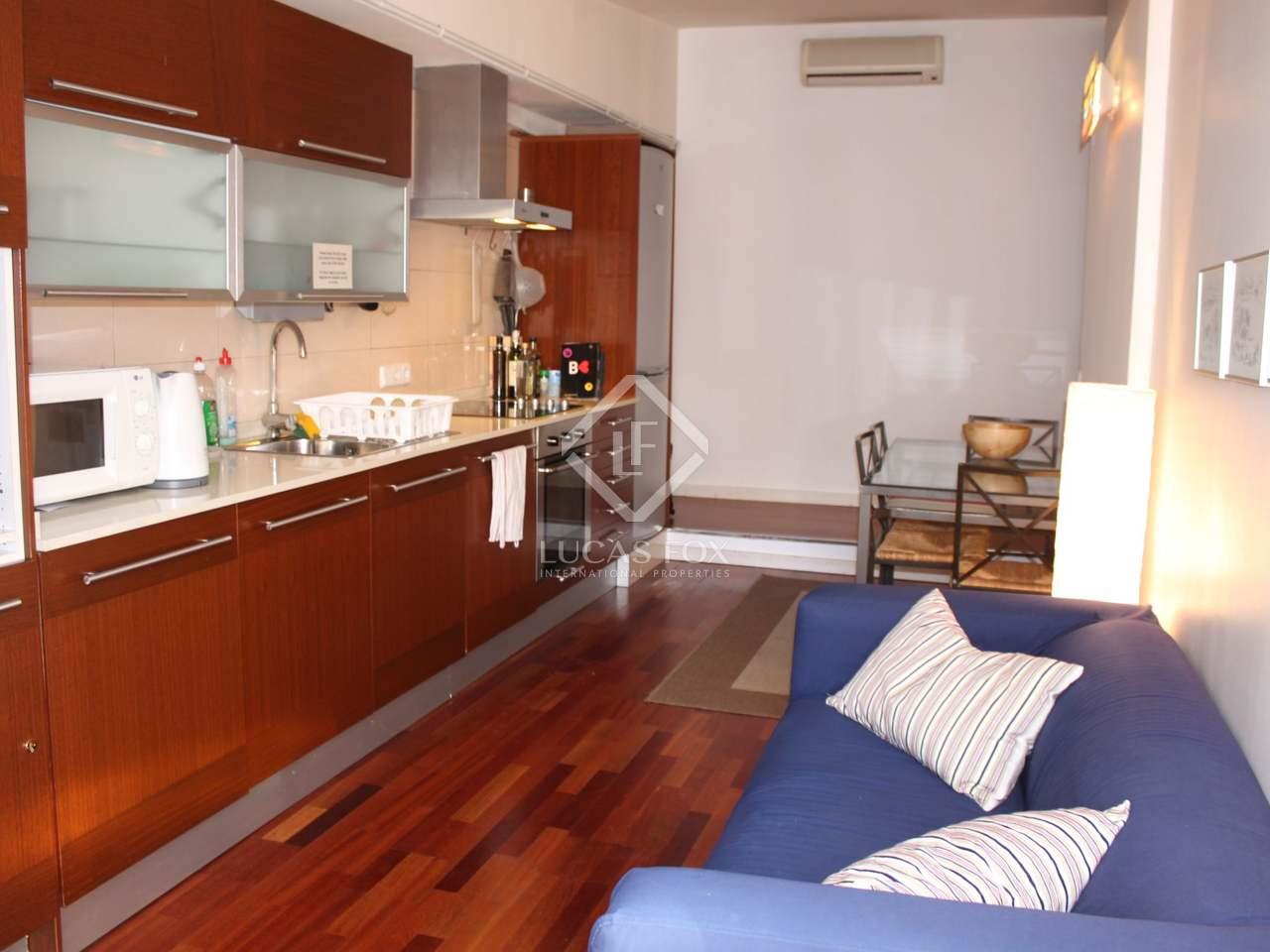 Appartement de 134m a vendre el raval barcelone for Appartement avec piscine barcelone