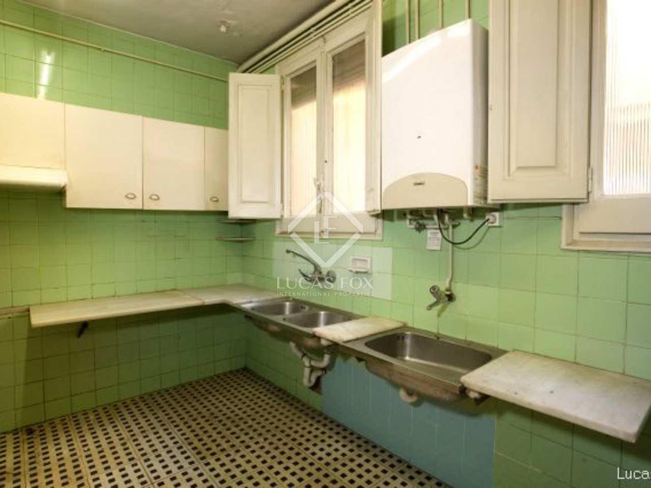 Appartement de 220m a vendre eixample droite barcelone for Appartement avec piscine barcelone