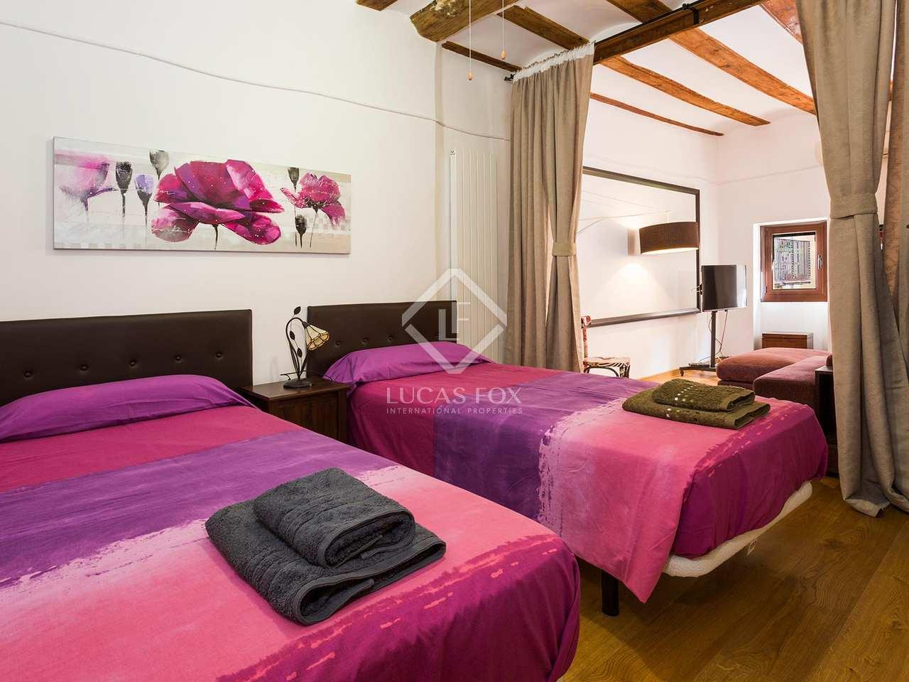 Appartement de 118m a vendre el born barcelone for Chambre fabulous w barcelone