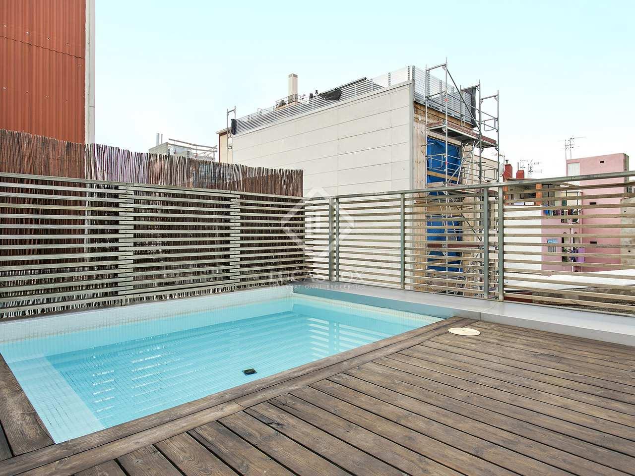 Casa moderna de 140m en alquiler en poblenou barcelona for Casa minimalista barcelona alquiler