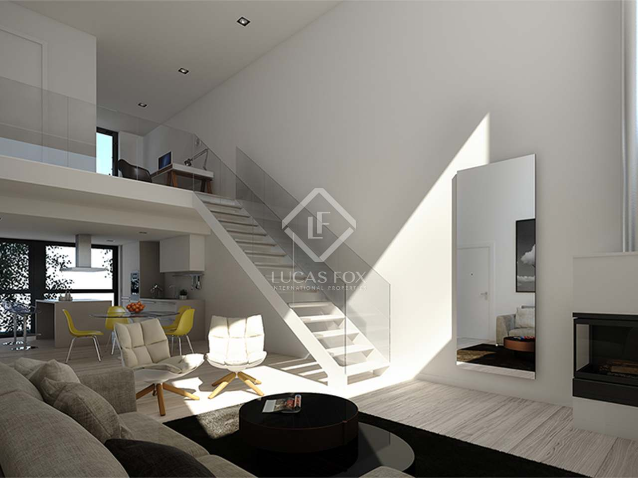 115m wohnung zum verkauf in hispanoam rica madrid. Black Bedroom Furniture Sets. Home Design Ideas