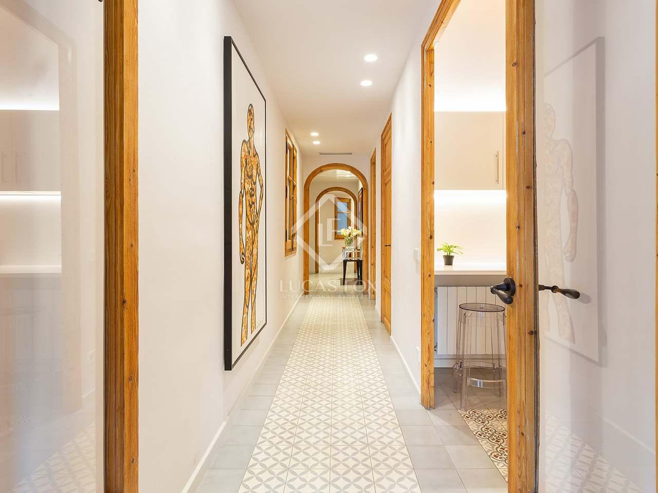 piso de 132m en venta en eixample izquierdo barcelona. Black Bedroom Furniture Sets. Home Design Ideas