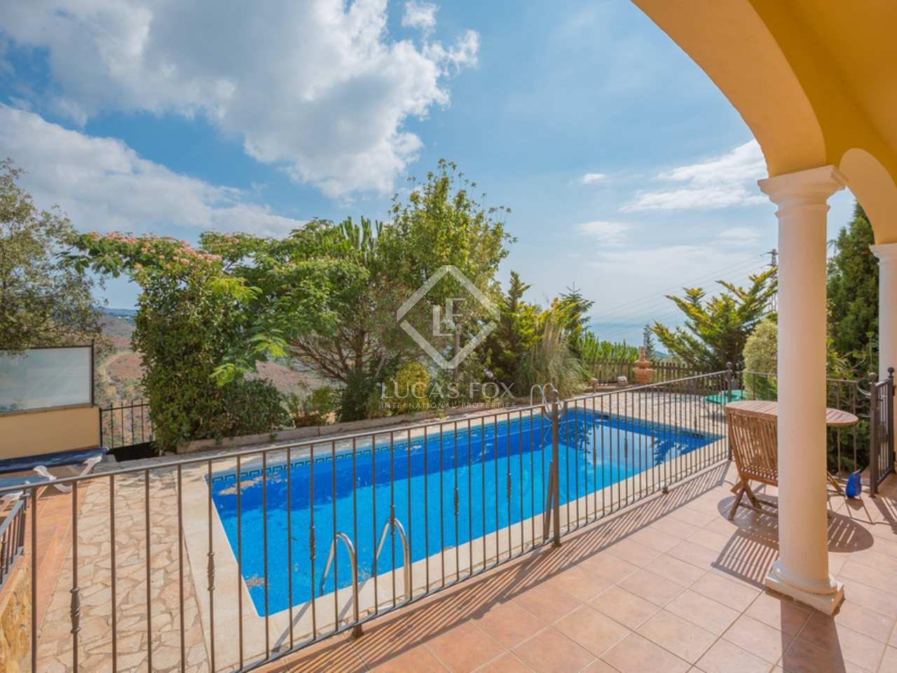 Villa de 5 dormitorios en venta en playa de aro - Casa playa costa brava ...