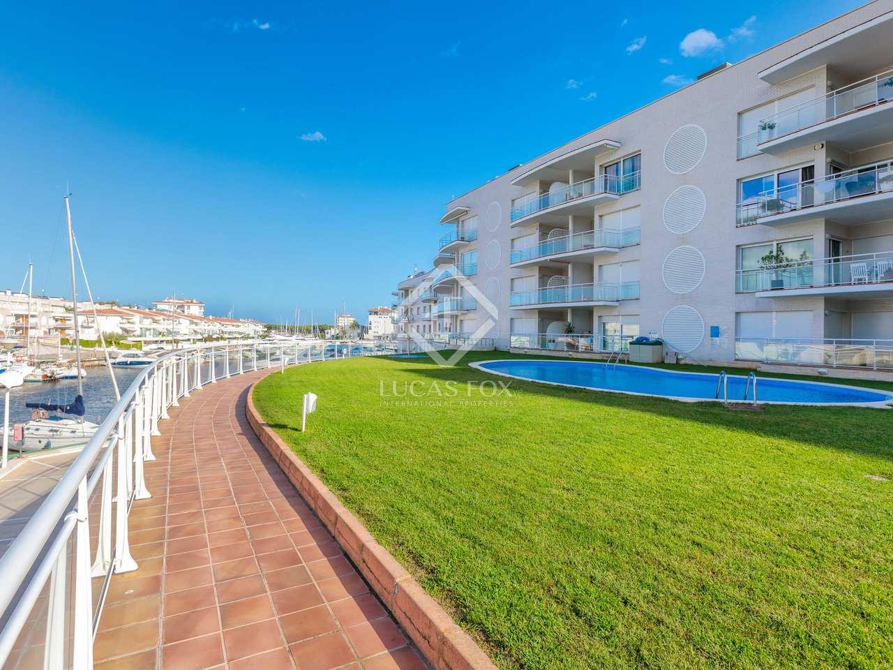 Piso de 110 m en venta en platja d 39 aro costa brava - Alquiler pisos platja d aro ...