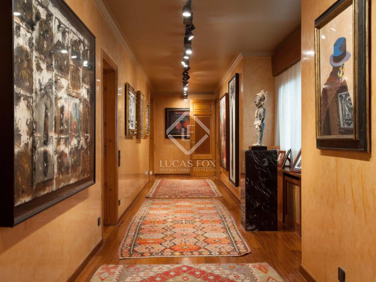 Tico de 5 dormitorios en venta en la zona alta de barcelona - Pisos a reformar en barcelona ...
