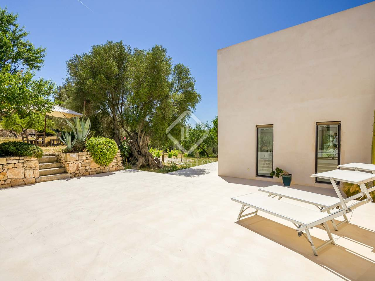 Superbe maison à vendre à la campagne à San Mateo à Barcelone