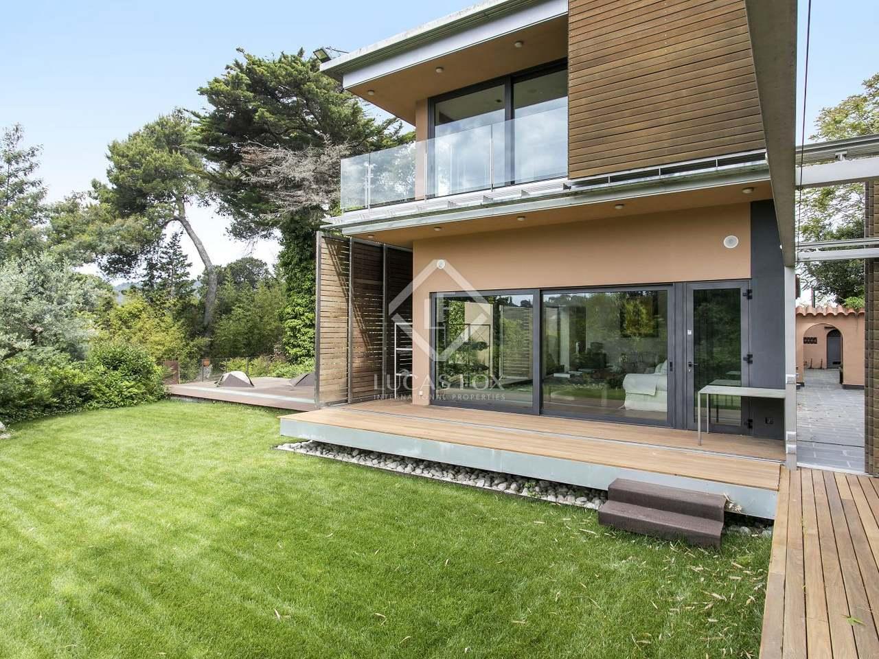 Maison villa de 509m a vendre vallvidrera barcelone for Piscine w barcelone