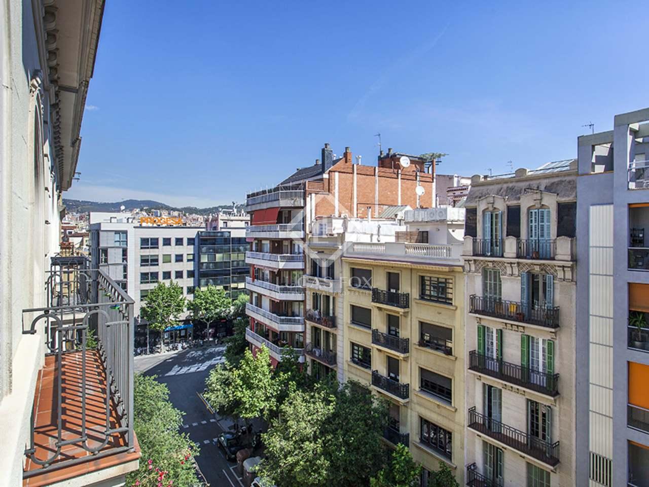 Appartement de 105m a louer eixample droite barcelone for Appartement avec piscine barcelone