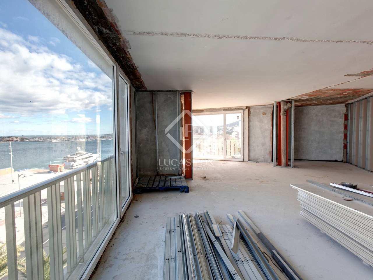 243m wohnung mit 30m terrasse zum verkauf in d nia. Black Bedroom Furniture Sets. Home Design Ideas