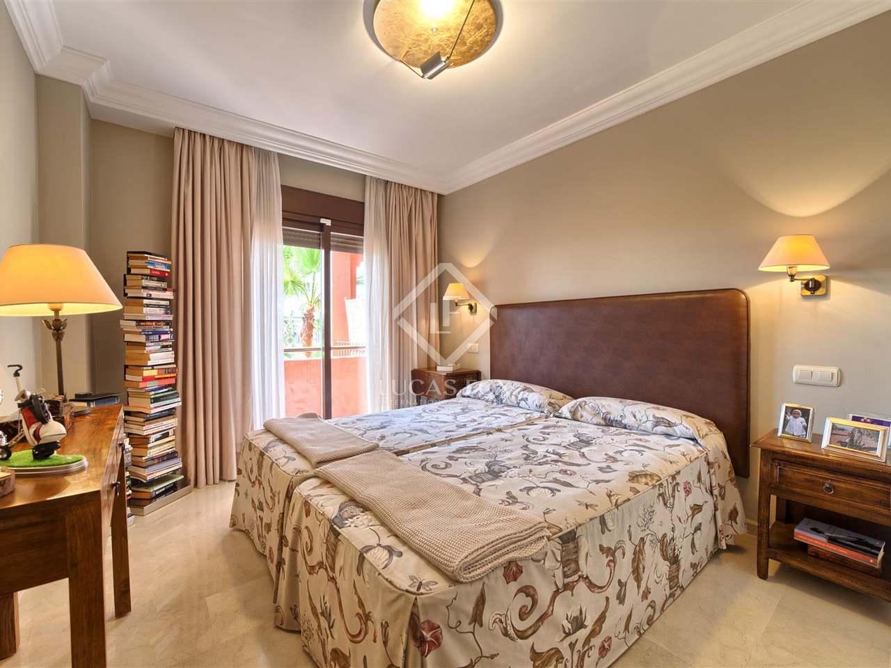 3 Bedroom First Floor Apartment For Sale Near Puerto Banus