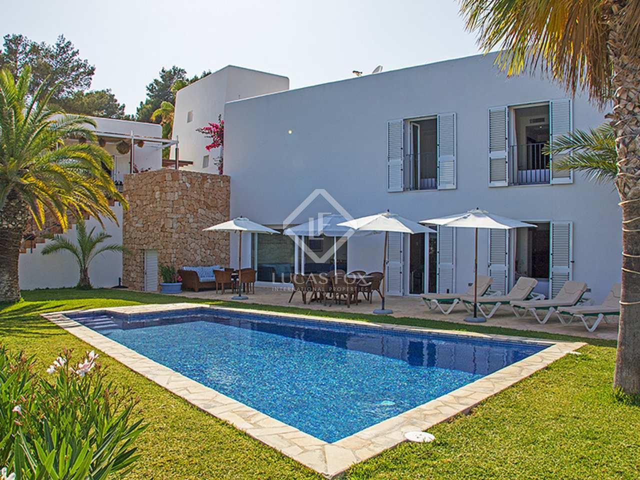 Alquiler Se Alquila Espectacular Casa 5 Dormitorios En Cap Martinet - Lfb620