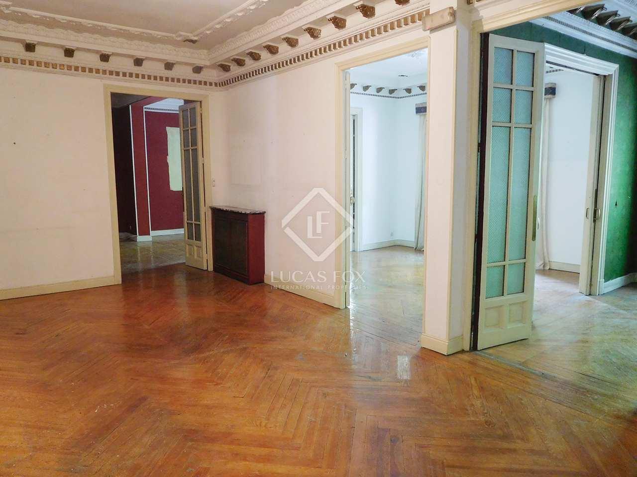 376m wohnung zum verkauf in recoletos madrid. Black Bedroom Furniture Sets. Home Design Ideas