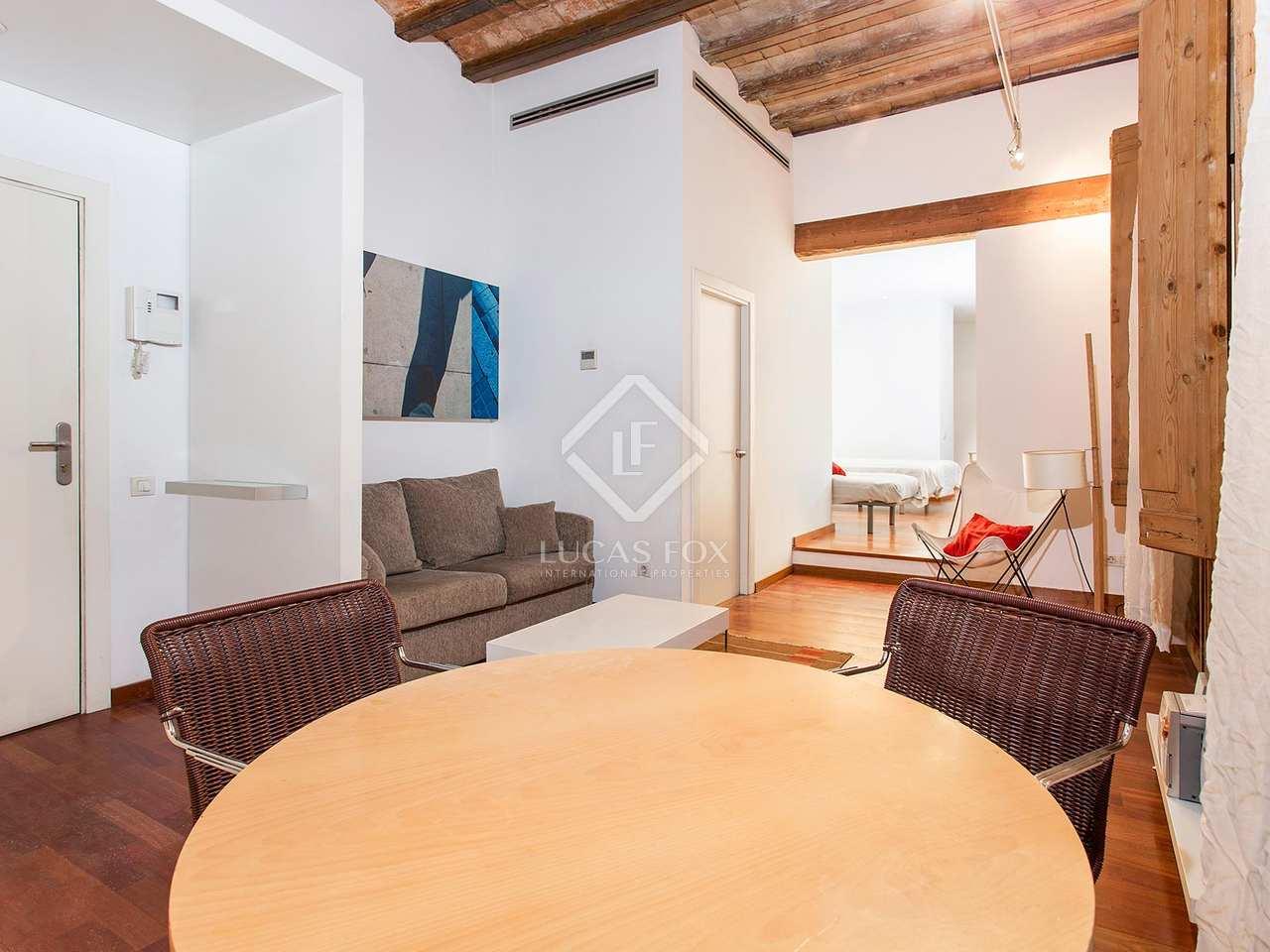 Appartement de 47m a vendre el born barcelone for Chambre fabulous w barcelone