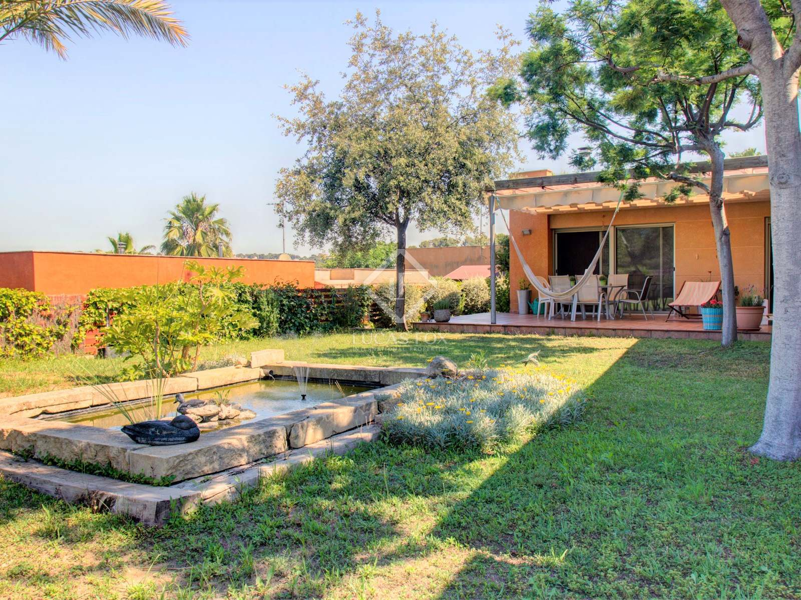 Jardín : Imagen de la vivienda