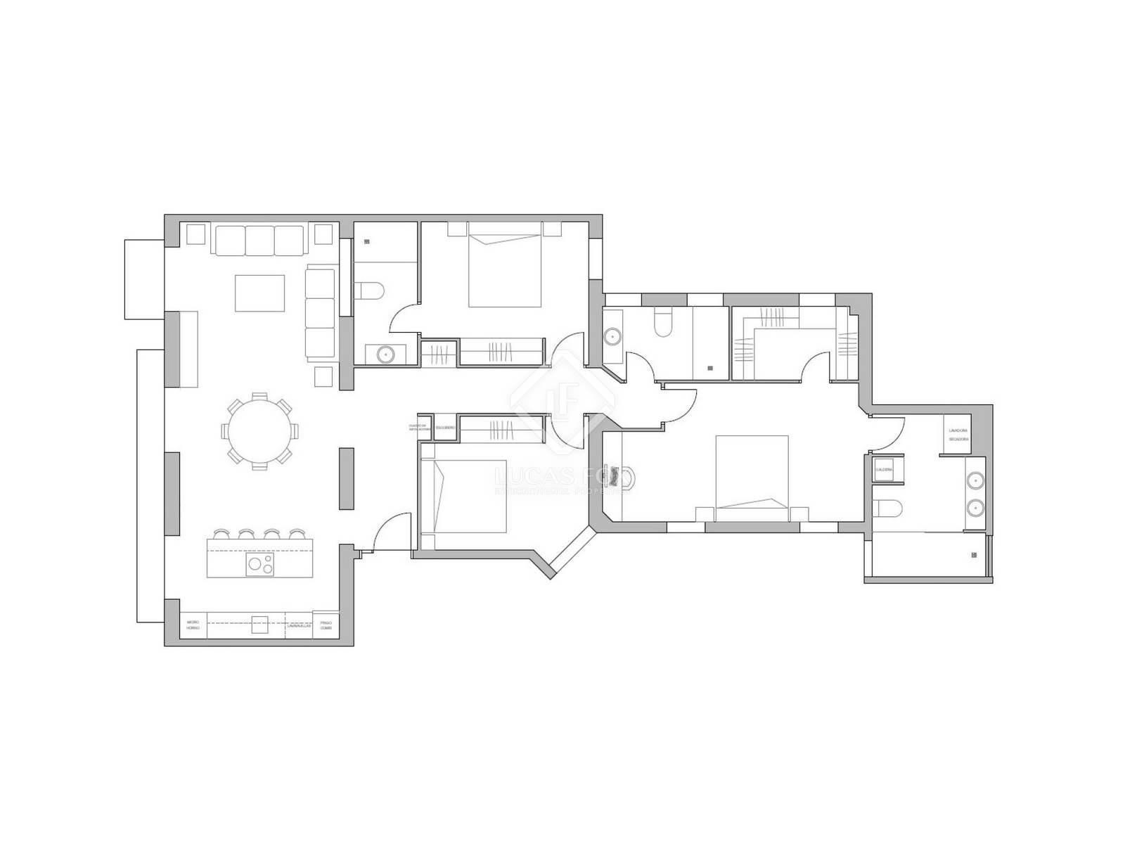 Plano : Imagen de la vivienda