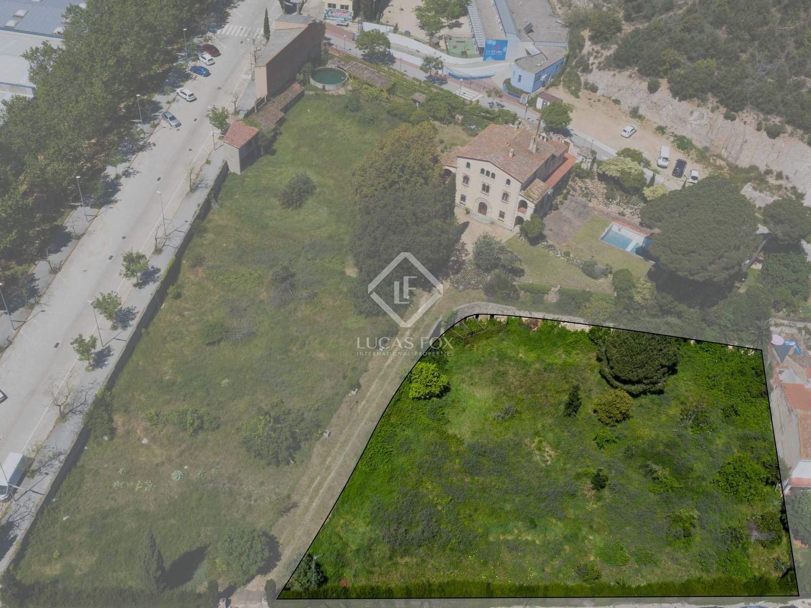 Land : Image of the property