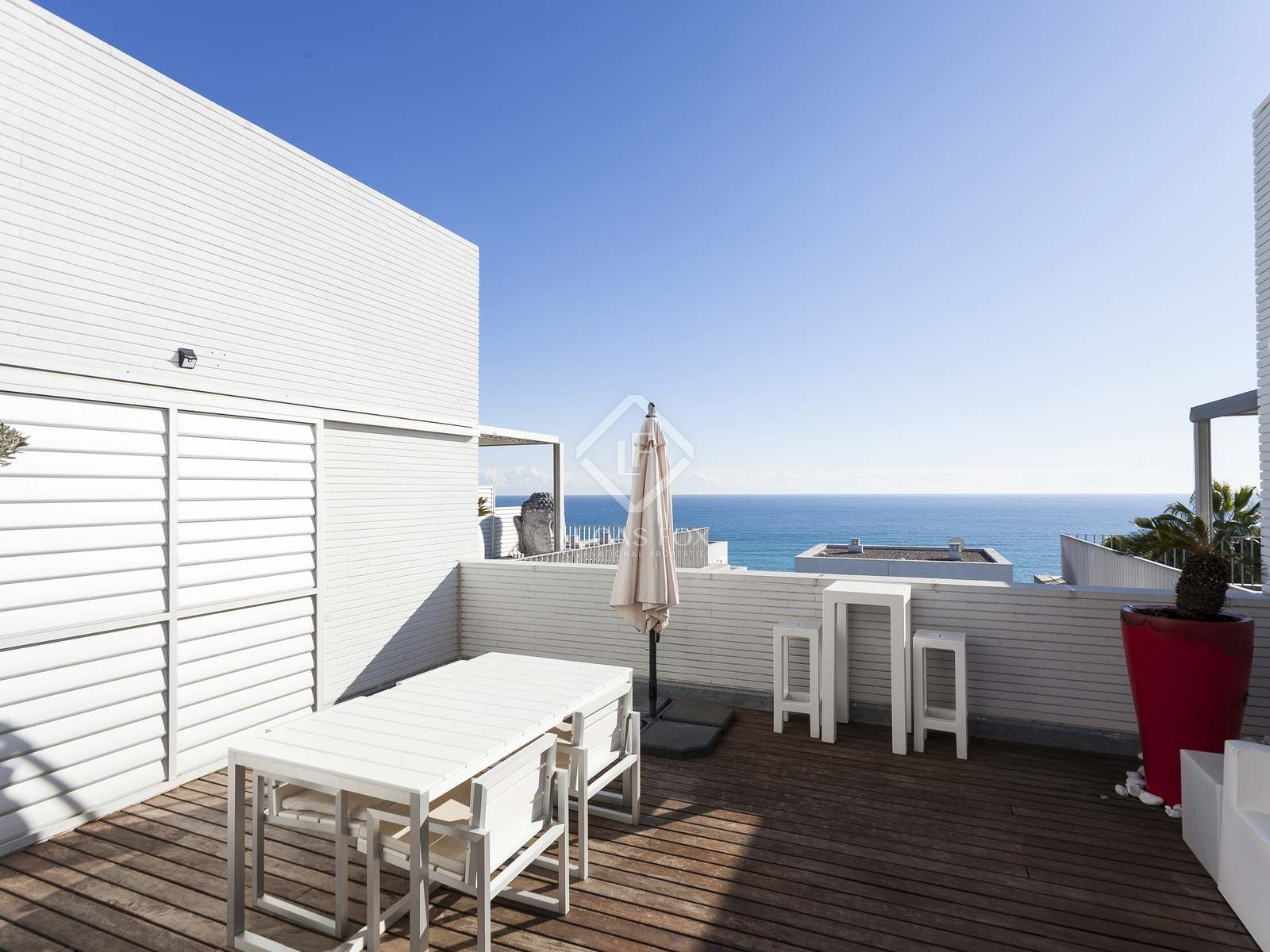 120 m² apartment for sale in Mas d'en Serra, Sitges