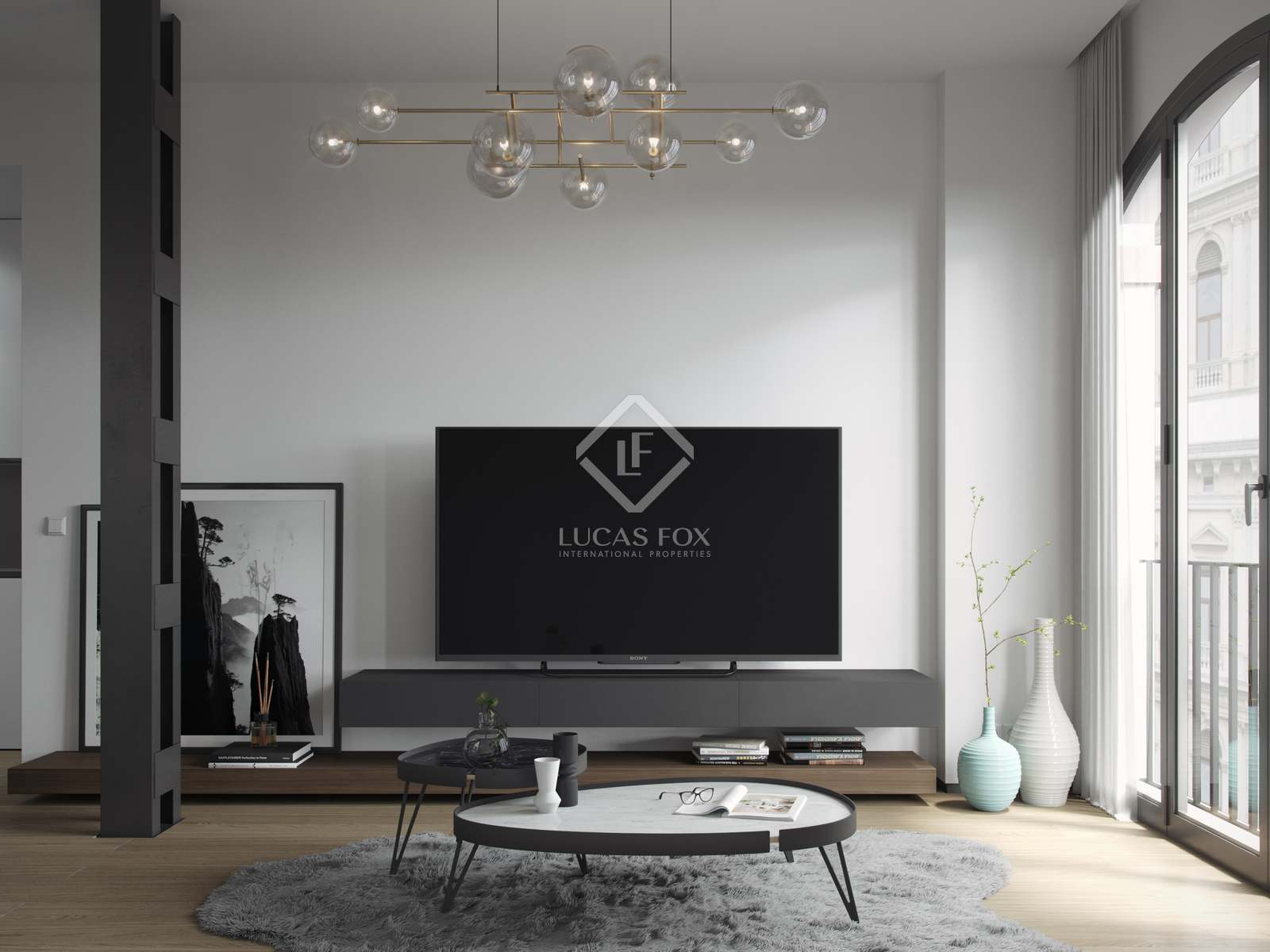 Living room : Some unit images shown are computer generated or indicative only